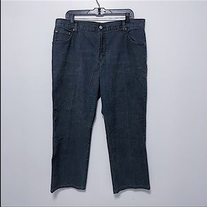 Vintage Levi's Relaxed Bootcut 550 Corduroy Jeans